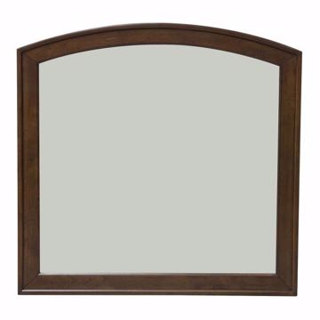 Picture of ARCHED MIRROR