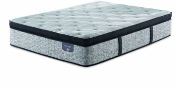 Picture of FOUNTAIN HILLS LUX HYBRID PLUSH EURO PILLOW TOP MATTRESS