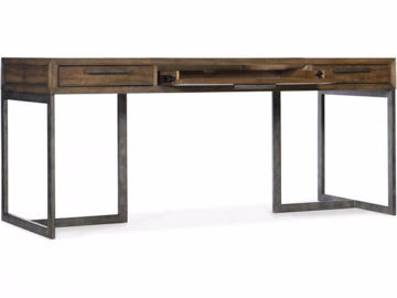 Picture of ASTLEY CHEVRON WRITING DESK