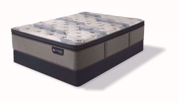 Picture of BLUE 300CT FIRM QUEEN MATTRESS