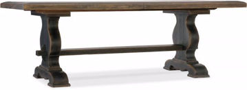 Picture of BANDERA TRESTLE TABLE