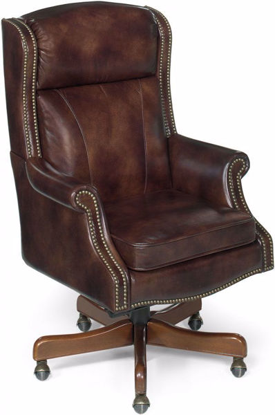 Picture of MERLIN EXECUTIVE SWIVEL TILT CHAIR