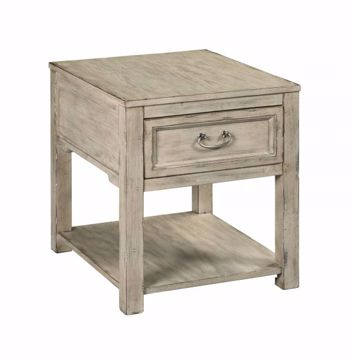 Picture of PAPILLON DRAWER END TABLE