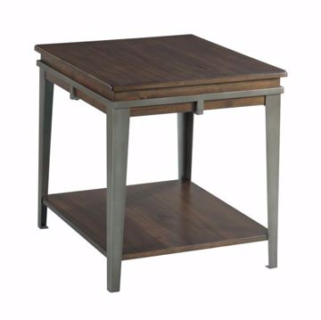 Picture of COMPOSITE RECTANGULAR END TABLE