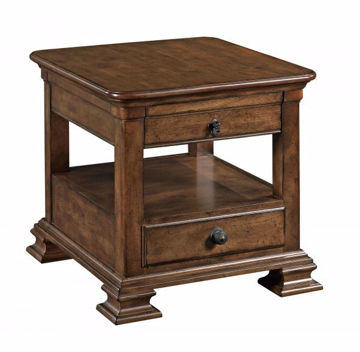 Picture of PORTOLONE DRAWER END TABLE