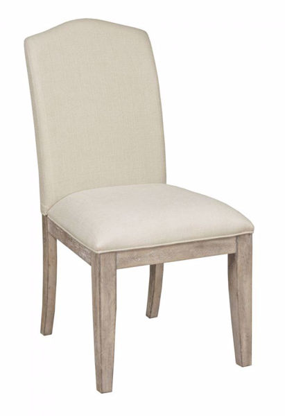Picture of NOOK HEATHERED OAK PARSONS SIDE CHAIR