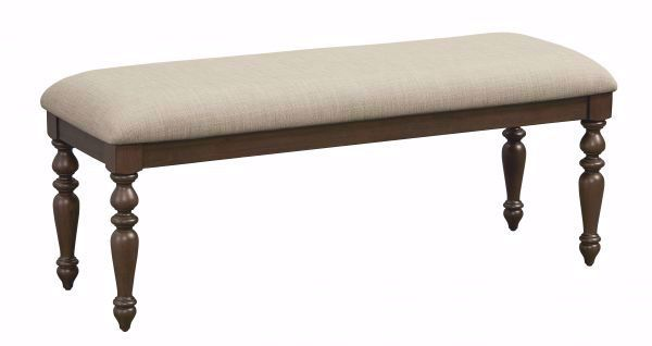 Picture of LARSON UPHOLSTERED BENCH