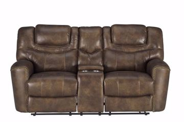 Picture of KOBE POWER MOTION RECLINING LOVESEAT