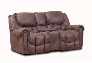 Picture of DEL MAR RECLINING CONSOLE LOVESEAT