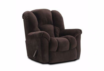 Picture of OVER-STUFFED ROCKER RECLINER
