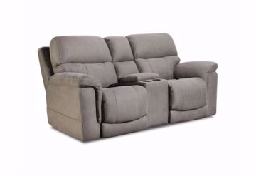 Picture of POWER CONSOLE LOVESEAT