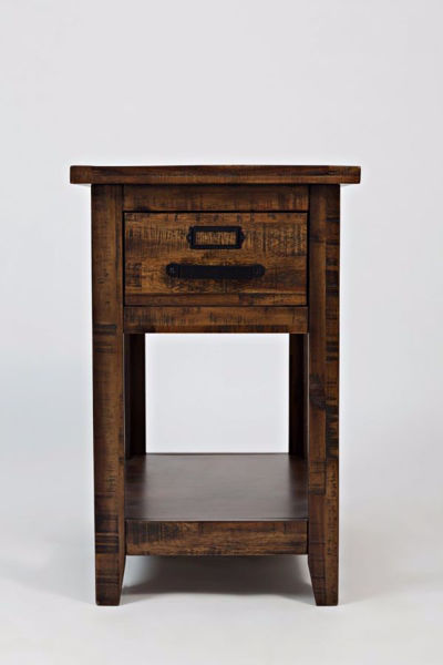 Picture of CANNON VALLEY CHAIRSIDE TABLE