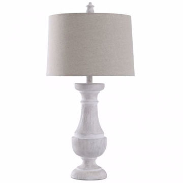 Picture of PRUSSIA WHITE LAMP