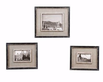 Picture of SET OF 3 PICTURE FRAMES