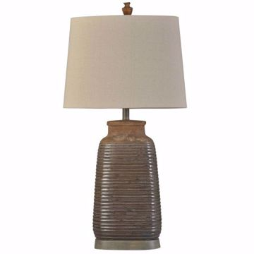 Picture of ARMOND BROWN TABLE LAMP