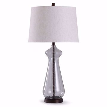 Picture of CLEAR SEED TABLE LAMP