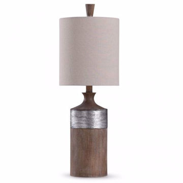 Picture of DARLEY RESIN TABLE LAMP