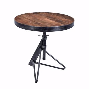 Picture of INDUSTRIAL ACCENT TABLE