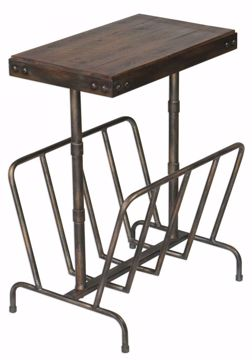 Picture of SONORA MAGAZINE SIDE TABLE