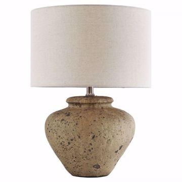 Picture of MAHFUZ CERAMIC TABLE LAMP