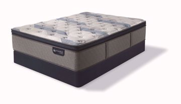 Picture of BLUE 300CT FIRM MATTRESS