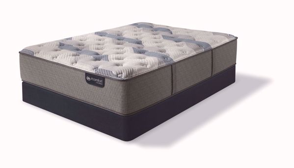 Picture of BLUE FUSION 200 PLUSH MATTRESS