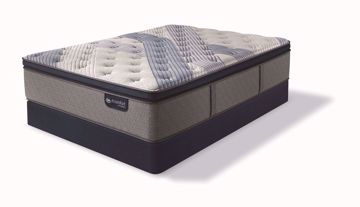 Picture of BLUE FUSION 4000 PLUSH PILLOW TOP MATTRESS