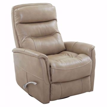 Picture of GEMINI LINEN SWIVEL RECLINER
