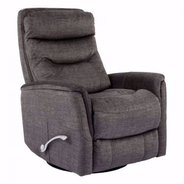 Picture of GEMINI TITANIUM SWIVEL RECLINER