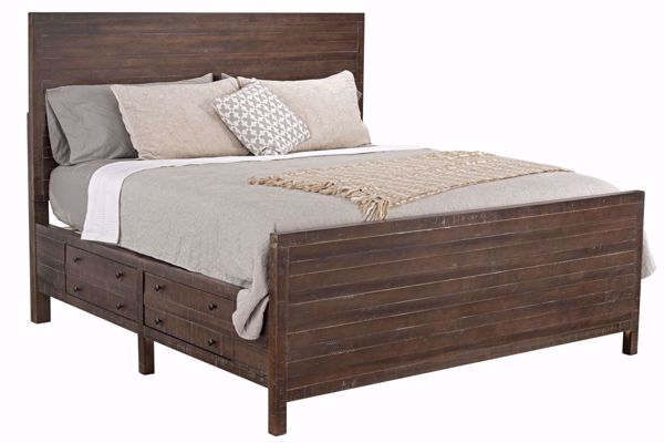 Picture of EDINBURG STORAGE BED