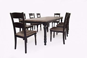 Picture of MADISON COUNTY DINING TABLE & 4 SIDE CHAIRS