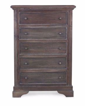 Picture of HUNTLEY 5 DRAWER CHEST