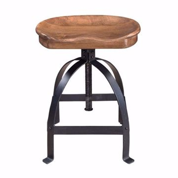 Picture of MANNA ADJUSTABLE STOOL