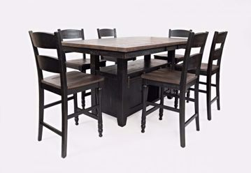 Picture of TABLE & 4 STOOLS