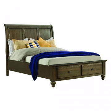 Picture of CHATHAM QUEEN STORAGE BED