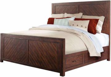 Picture of JAX QUEEN STORAGE BED