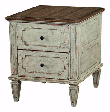 Picture of BASSETT VERONA END TABLE