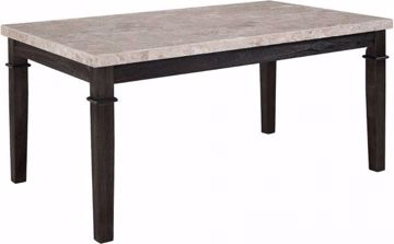Picture of GREYSTONE MARBLE DINING TABLE