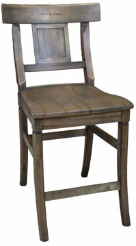 Picture of BASSETT BENCH*MADE MAPLE COUNTER STOOL