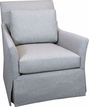 Picture of JESSICA CHARLES ADRIANAH SWIVEL ROCKER