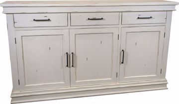Picture of WILLIAMSON SIDEBOARD - WHITE HARVEST