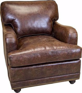 Picture of HANCOCK & MOORE YOUR WAY LEATHER CHAIR