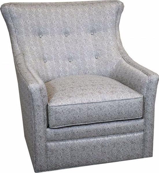 Picture of JESSICA CHARLES DELTA SWIVEL ROCKER