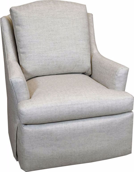 Picture of JESSICA CHARLES CAGNEY SWIVEL ROCKER