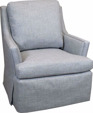 Picture of JESSICA CHARLES HARRIET SWIVEL ROCKER