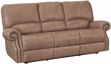 Picture of BASSETT CLUB LEVEL PRESCOTT POWER SOFA