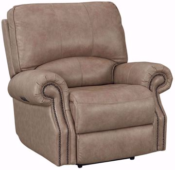 Picture of BASSETT CLUB LEVEL PRESCOTT POWER RECLINER