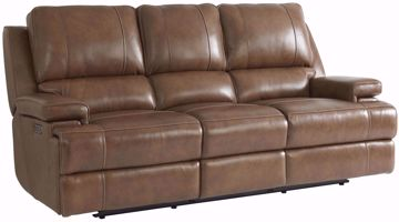 Picture of BASSETT CLUB LEVEL PARKER POWER SOFA