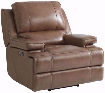 Picture of BASSETT CLUB LEVEL PARKER POWER RECLINER