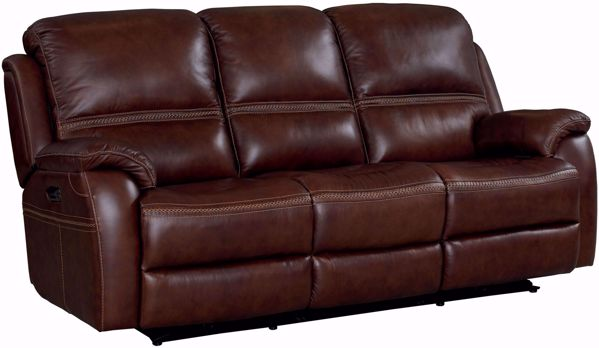 Picture of BASSETT CLUB LEVEL WILLIAMS POWER SOFA
